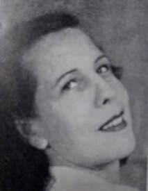 Vera Trinder Webster